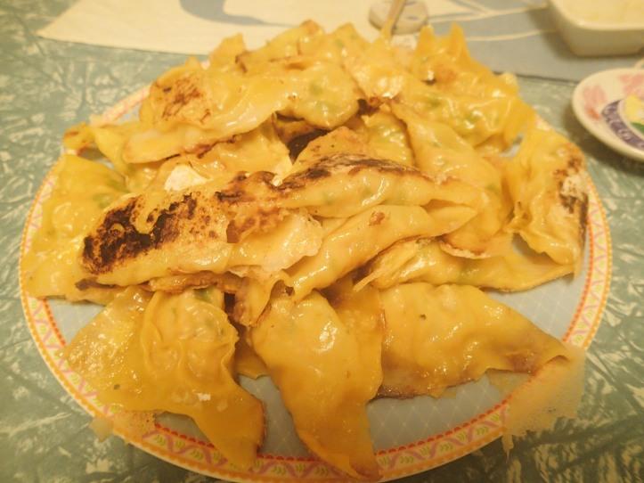 Chicken gyoza